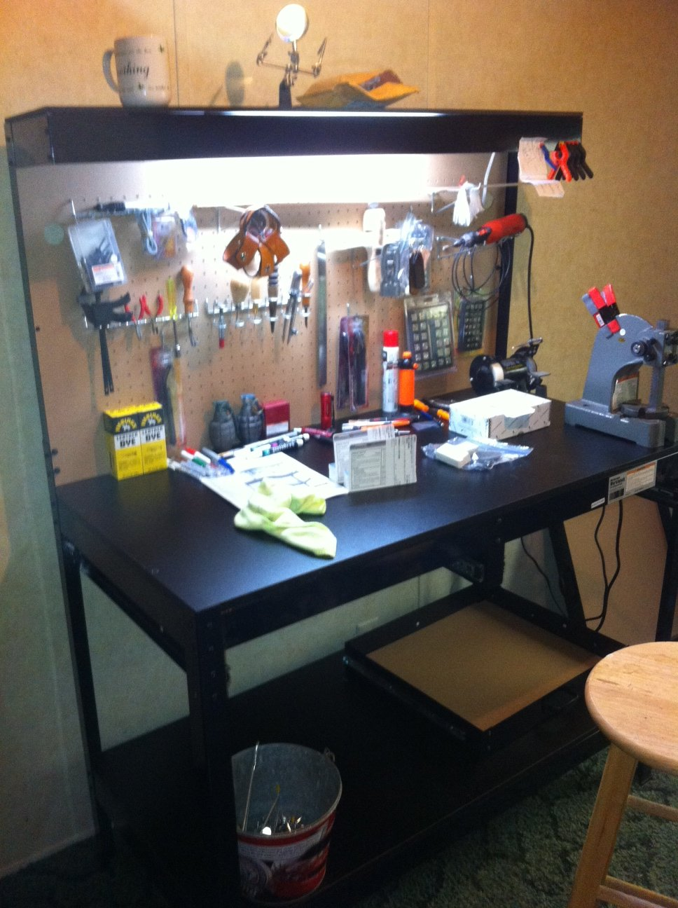 Reloading Bench Organization Ideas Page 2 Mississippi